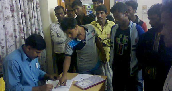 23 survivors at YPSA Transit Home Chittagong