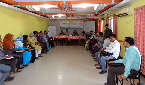 Training Workshop in Comilla