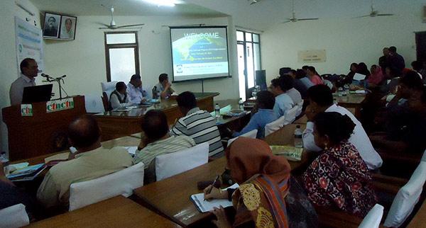 Meeting at Zilla Parishad Conference Hall of Cox's Bazar