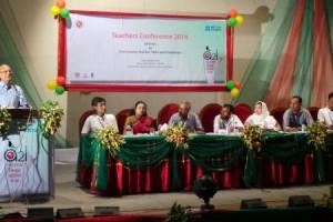 Teacher's Conference