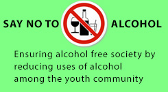 Say No To Alcohol