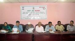 Press Conference at Chittagong Press Club