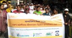 Rally on Human Rights Day 2014 in Chittagong