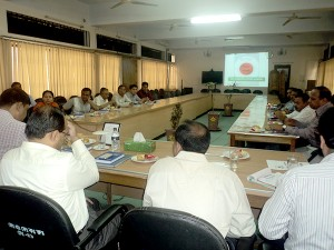 """meeting on """"Implementation of Tobacco Control law"""""""