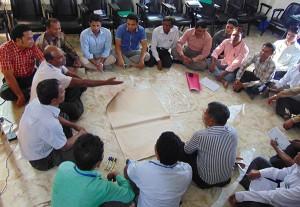 "Workshop on ""Community Legal Service""  held at YPSA HRDC Chittagong"