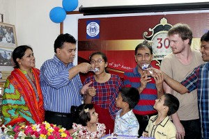Celebration of 30th anniversary of YPSA 2