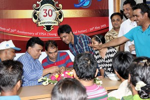 Celebration of 30th anniversary of YPSA