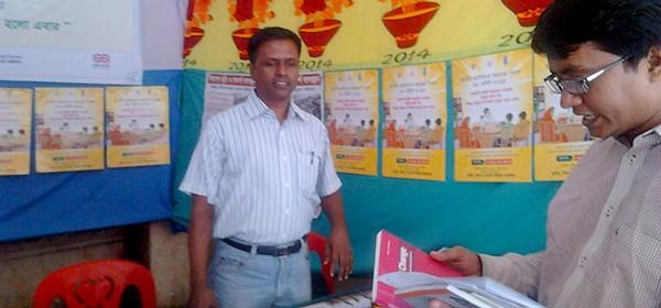 YPSA stall