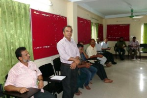 Chakaria Upazilla Meeting photo 2