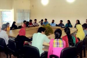Sharing meeting with USAID at YPSA HRDC Sitakund