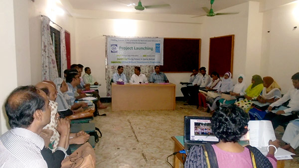 Leadership development Project launching program