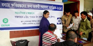 YPSA distributes relief items at Ramu in Cox's Bazar