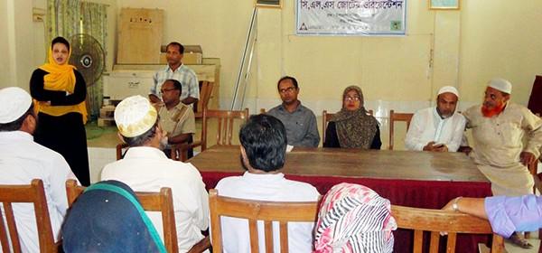 CLS coalition orientation