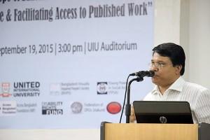 Speaker addressing in the seminar
