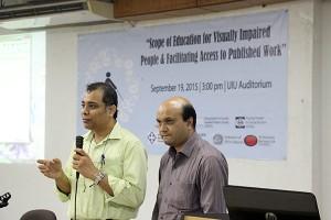 Presentation in the seminar