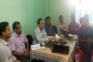 Project orientation workshop