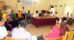 BLAST-YPSA consortium formed a legal aid coalition and orientation workshop at Ramu CLS Center