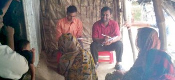 NARRI Consortium Manager (RESPONSE Project) Mr. Iqbal Hossain visited Oxfam-YPSA field activity