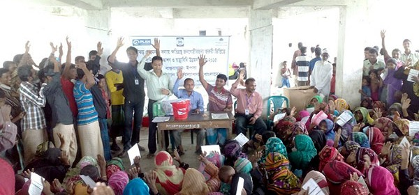 YPSA observed Global Handwashing Day on 15 October, 2015 at Pekua Upazila under Cox's Bazar district.