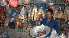 MRSLF-AIGA, Grocery shop with Tea Stall at Deboltoli Dalarmukh FDG Pohorchanda Harbang Union