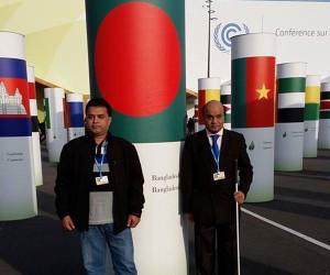 . Arifur Rahman, Chief Executive of YPSA and Mr.Vashkar Bhattacharjee, Program Manager of YPSA