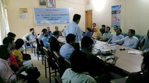 """Sensitization Meeting on """"Better Sexual and Reproductive Health & Rights for Young People Affected by HIV"""" held in Cox'sbazar"""