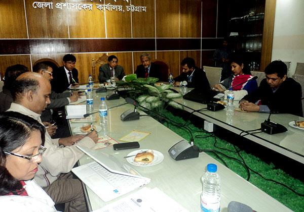 Tobacco control Taskforce Committee meeting held in Chittagong