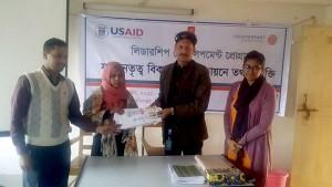 ICT training at Mirsarai