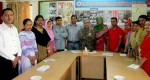 Country Director of EngenderHealth Bangladesh Dr. Abu Jamil Faisel visits YPSA