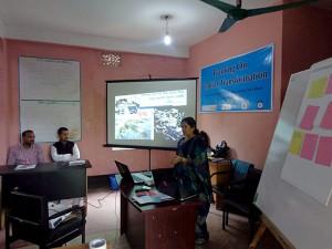 Facilitator of Training workshop