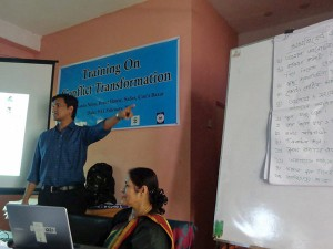 Conflict Transformation Training at Sadar, Cox's Bazar
