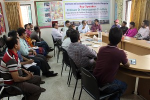 Workshop on Governance and Sustainable Development: Bangladesh Perspectives held