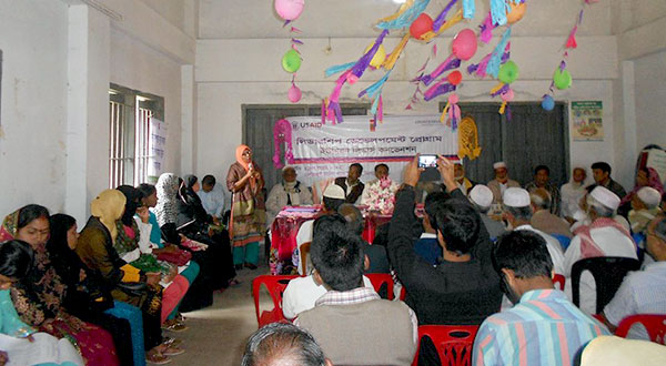 Leaders Convention at Shaherkhali