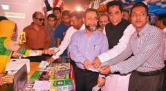 Cabinet Secretary Mohammad Shafiul Alam visits YPSA stall