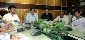 Mesbah Uddin, Deputy Commissioner of Chittagong presided over the Tobacco Control Taskforce meeting