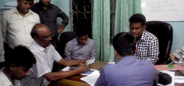 Mobile court fined a agent of Abul Khair company in Cox's Bazar