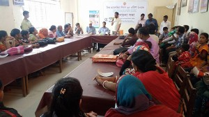 Discussion meeting on World Malaria Day 2016