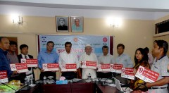 """Sharing meeting on """"Implementation of Tobacco Control Law 2005"""" held in Feni"""