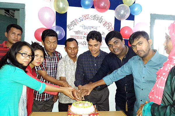 31 Anniversary  of YPSA celebration at Panchari (Chittagong hill tract)