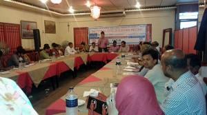 YPSA-ADD meeting