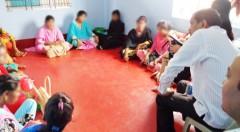 UNICEF visits YPSA SHOVA Project
