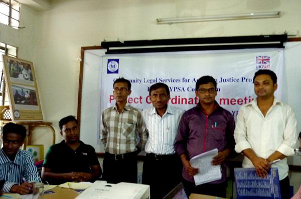 A Group Presentation of Participnts