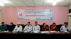 YPSA-BCTIP workshop at Chittagong Press Club
