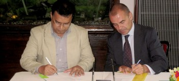 Partnership Agreement Signed between GCERF and YPSA