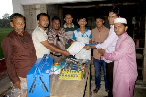 Support for Business Maintenance of Ashshash Beneficiaries