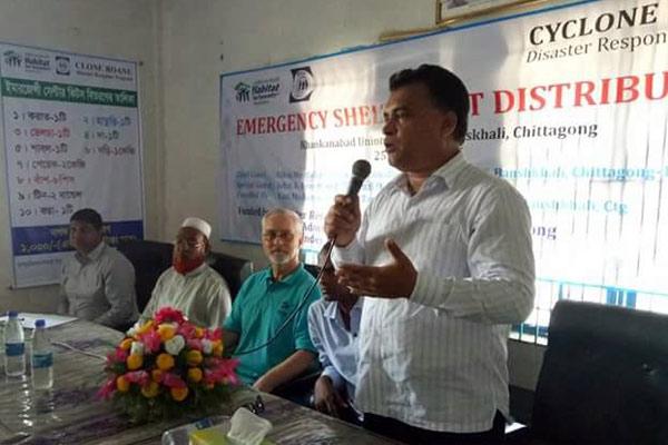 Speech by Md. Arifur Rahman, Chief Executive of YPSA