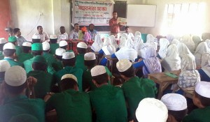 Awareness Meetings at Sandwip