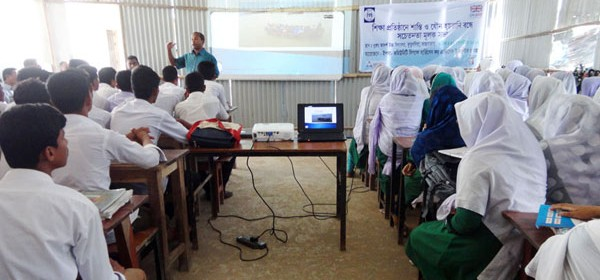 YPSA-CLS organized Awareness Meeting on Stop Corporal Punishment and Sexual Harassment at Educational Institutions at Kutubdia