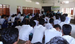 Awareness Meetings at Ramu