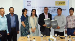 YPSA and BSRM partnerships agreement signed